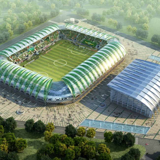 Yeni Akhisar Stadyumu
